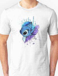 Grunge Stitch  Unisex T-Shirt