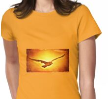 Transcendence Womens Fitted T-Shirt