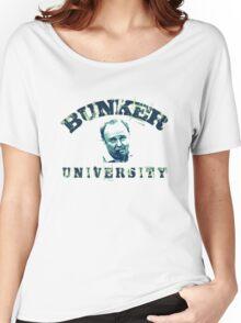 BUNKER UNIVERSITY Women's Relaxed Fit T-Shirt