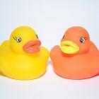 Rubber Ducks by ChrisNoble