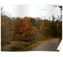Autumn Sojourn Poster