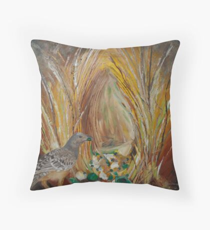Come and see my Bower Throw Pillow