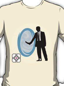 Portal Long Distance Love His T-Shirt