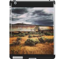 Abandoned Cable Cars  iPad Case/Skin