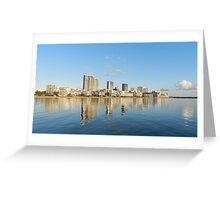 Rhodes, Sydney Greeting Card