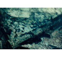 Stone Through Water Photographic Print