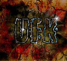 UFK Band Logo by joeyb2112