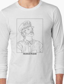 SCHEN BWARTZ WHITE Long Sleeve T-Shirt