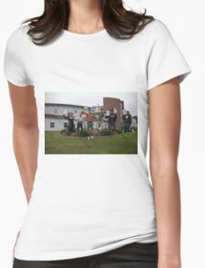 Bishop Justus School A Level results students 2015 Womens Fitted T-Shirt