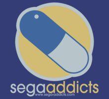 Sega Addicts - Classic Logo by SegaAddicts