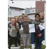Bishop Justus School A Level results students 2015 iPad Case/Skin
