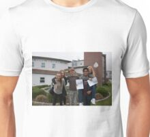 Bishop Justus School A Level results students 2015 Unisex T-Shirt