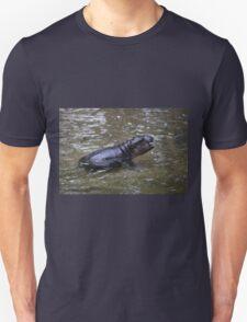 Hip Hip Hippo! Unisex T-Shirt