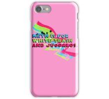 METH! iPhone Case/Skin