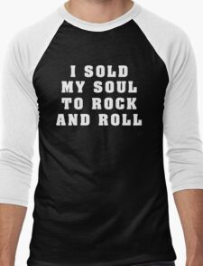 Sold My Soul Men's Baseball ¾ T-Shirt