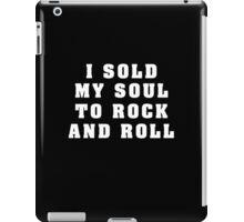 Sold My Soul iPad Case/Skin