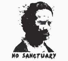 No Sanctuary One Piece - Short Sleeve