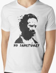 No Sanctuary Mens V-Neck T-Shirt