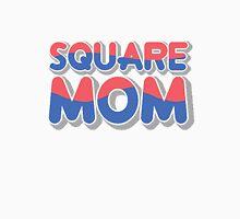 Square Mom Garnet Unisex T-Shirt