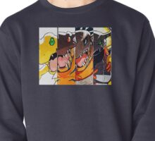Greymon evolution Pullover