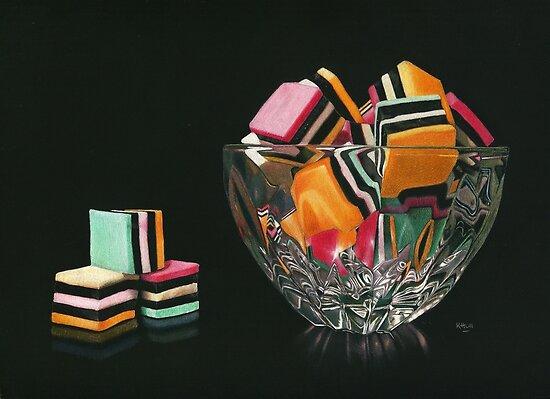 Allsorts of Temptation by Karen  Hull