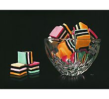 Allsorts of Temptation Photographic Print