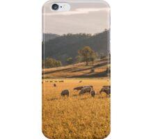 Farm Life - Tamworth, NSW Australia iPhone Case/Skin