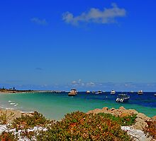 View south from the jetty at Jurien Bay HDR by georgieboy98