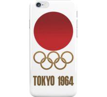Tokyo 1964 - Olympics - Render iPhone Case/Skin