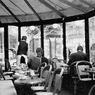 Paris Cafe by Sue Ratcliffe