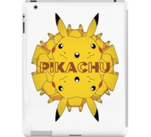 Pokemon - Pikachu - Kaleidoscope iPad Case/Skin