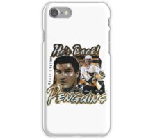 Mario Lemieux iPhone Case/Skin
