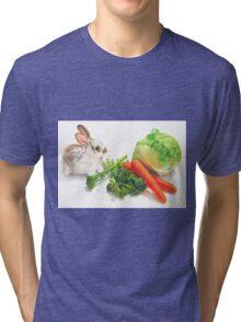 Bunny Banquet Tri-blend T-Shirt