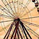 Ferris Wheel by Waqar