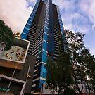 Eureka Tower by Waqar