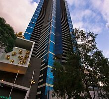 Eureka Tower by Waqar