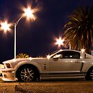 Shelby Mustang GT500 by Waqar