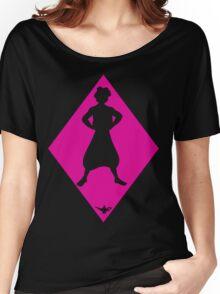 Diamond Boy Women's Relaxed Fit T-Shirt