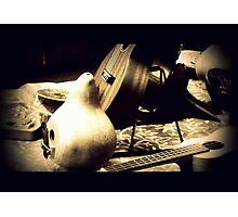 music. Photographic Print