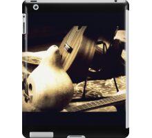music. iPad Case/Skin