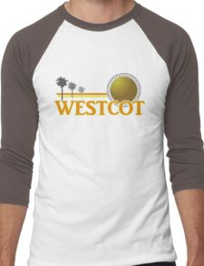 WestCOT Men's Baseball ¾ T-Shirt