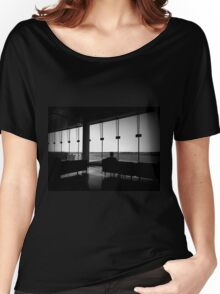 Airport Women's Relaxed Fit T-Shirt