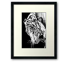 Endangered Beauty Framed Print