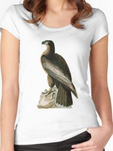 Bird of Washington Women's Fitted Scoop T-Shirt