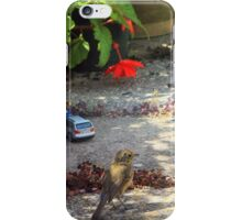 What on earth is that? iPhone Case/Skin