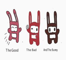 The Good, The Bad and The Bunny by Orlando Hadwin