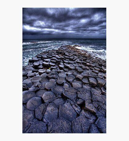 The Giants Causeway Photographic Print