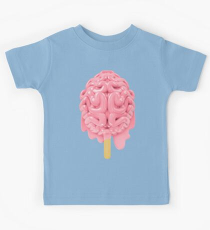 Popsicle brain melting Kids Clothes