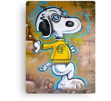 Snoopy...!!! Canvas Print