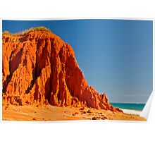Red Rock  James Price Poster